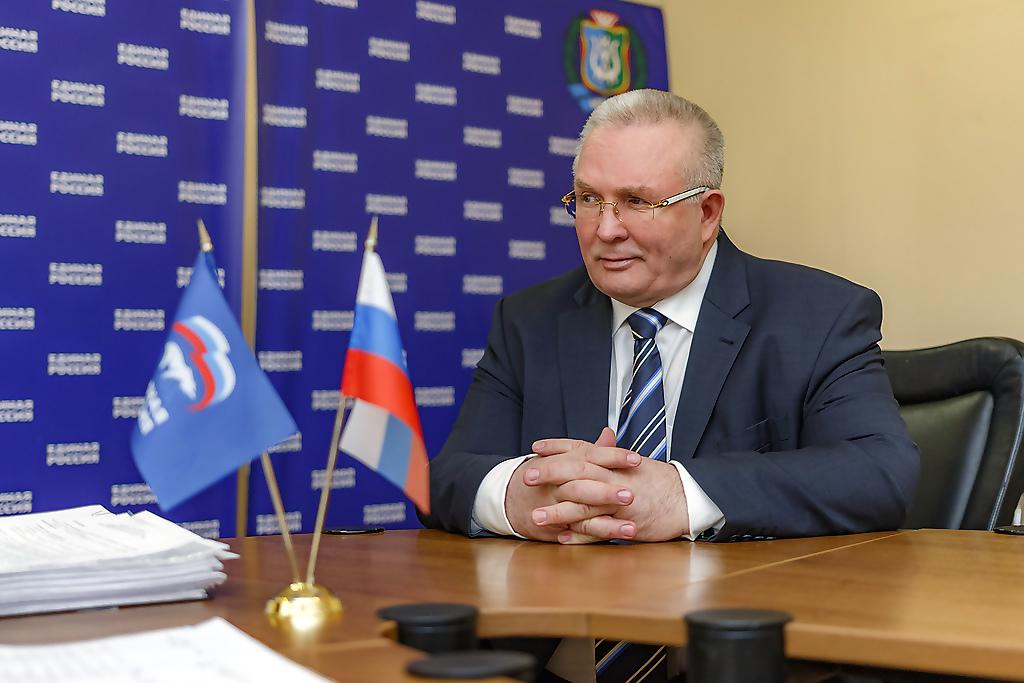 """Владимир Семёнов, """"Единая Россия"""""""