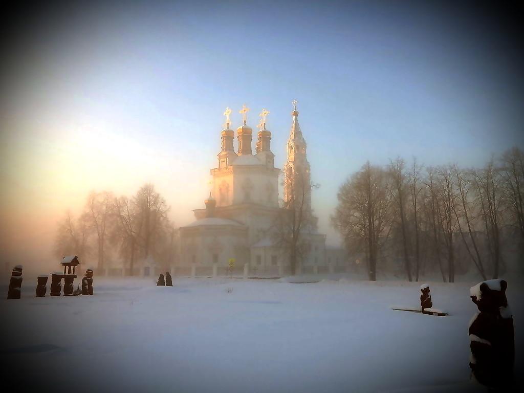 верхнетурье, храм, вера