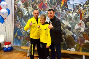 II Открытый Всероссийский юношеский турнир по боксу, Руслан Проводников