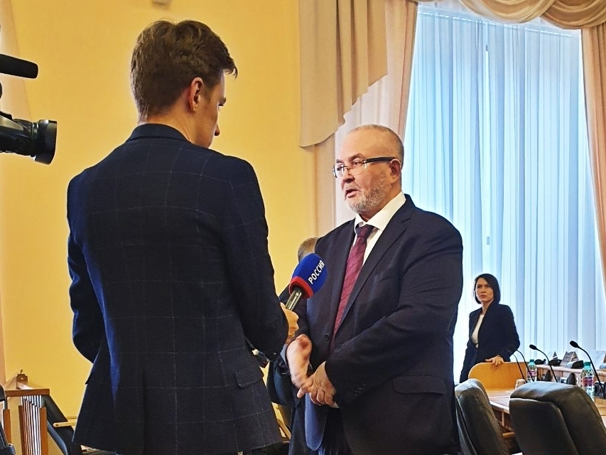 Владимир Семенов, СМИ