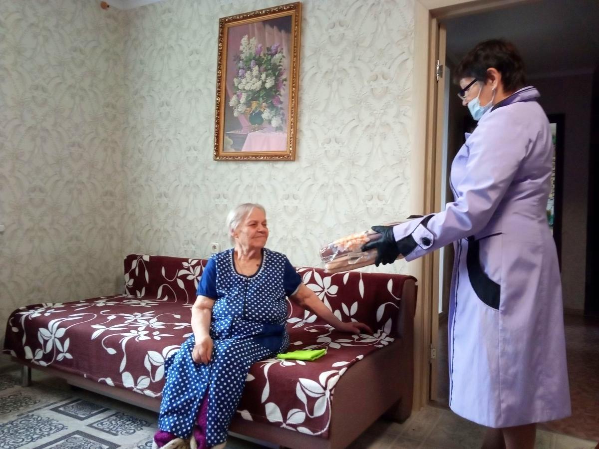 Суслопарова Лукерья Никитична, поздравление, ветеран