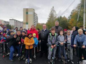 Владимир Семенов, школа, молодежь