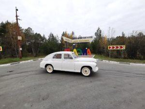 ГАЗ М-20 «Победа», «Победа – одна навсех», машина, авто