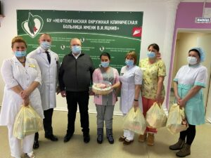 Владимир Семенов, Дмитрий Мальцев, больница, наборы, ЕР, Единая Россия