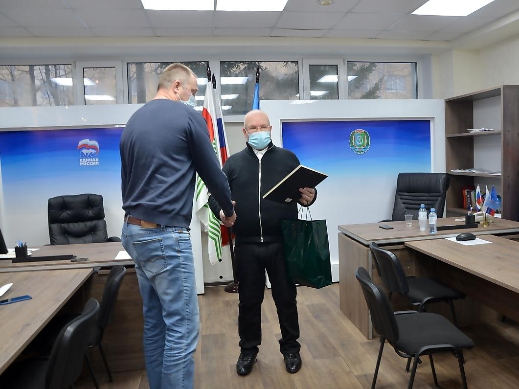 Владимир Семенов, Василий Талько