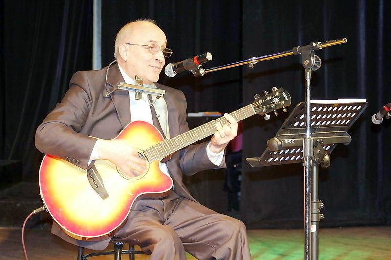 Виктор Калинушкин, музыка
