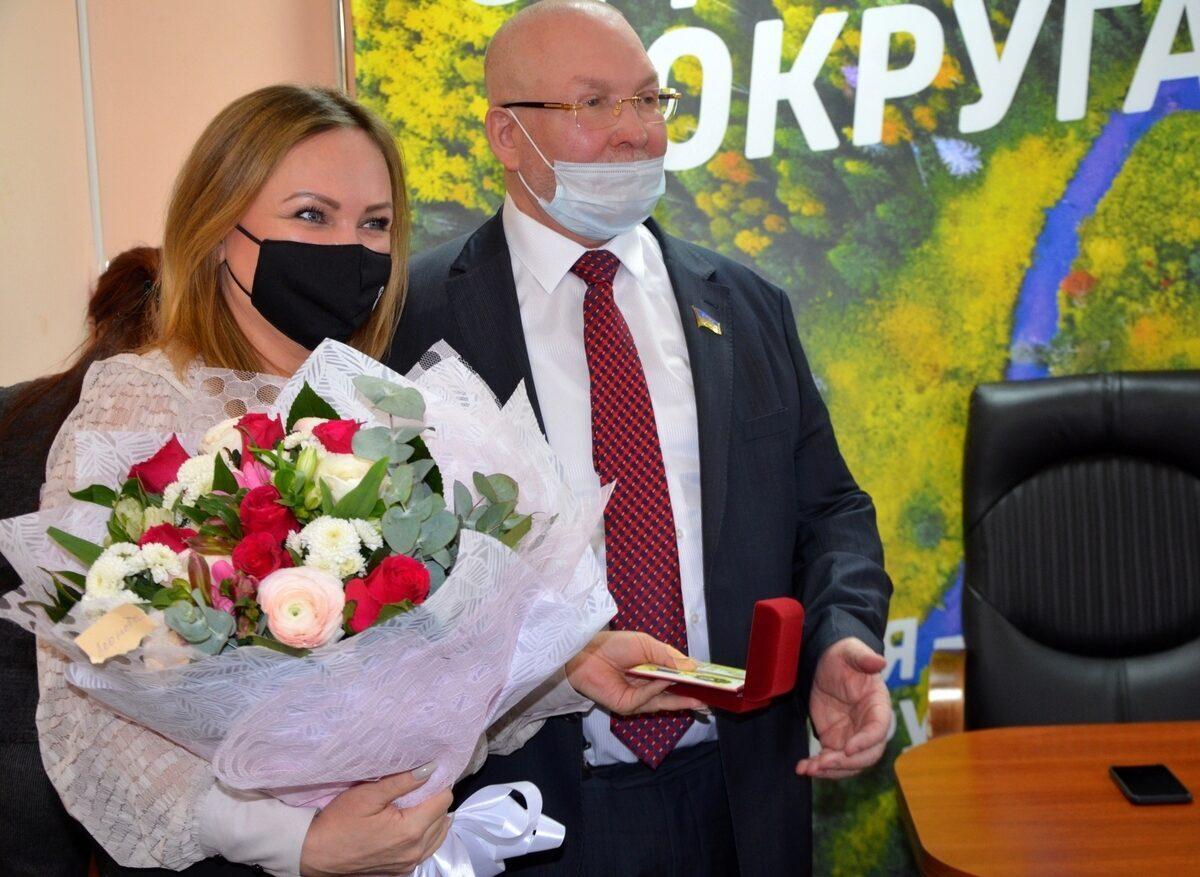 Владимир Семенов, Оксана Бородкина
