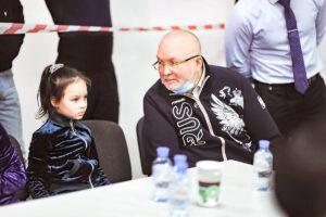 бокс, турнир, спорт, Нефтеюганск, Владимр Семенов