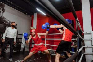бокс, турнир, спорт, Нефтеюганск
