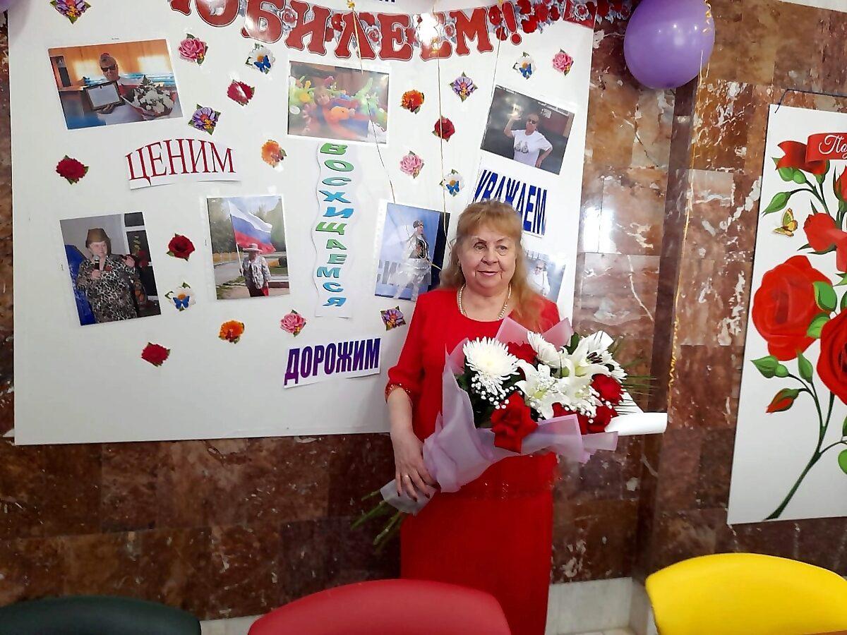 Рамзия Минахмедовна Гиляутдинова, ветеран, Пойково, ВОИ