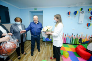 дети, Пойково, детский центр, Владимир Семенов
