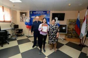 Владимир Семенов, шахматы, вречении, школа имени Карпова