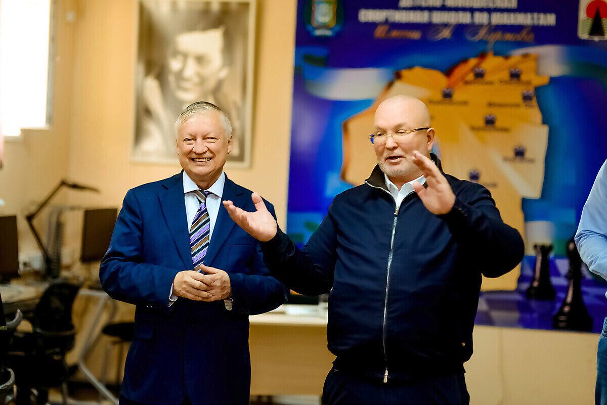 Владимир Семенов, Анатолий Карпов