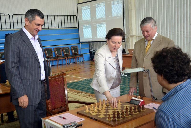 XVII международный шахматный турнир имени Анатолия Карпова