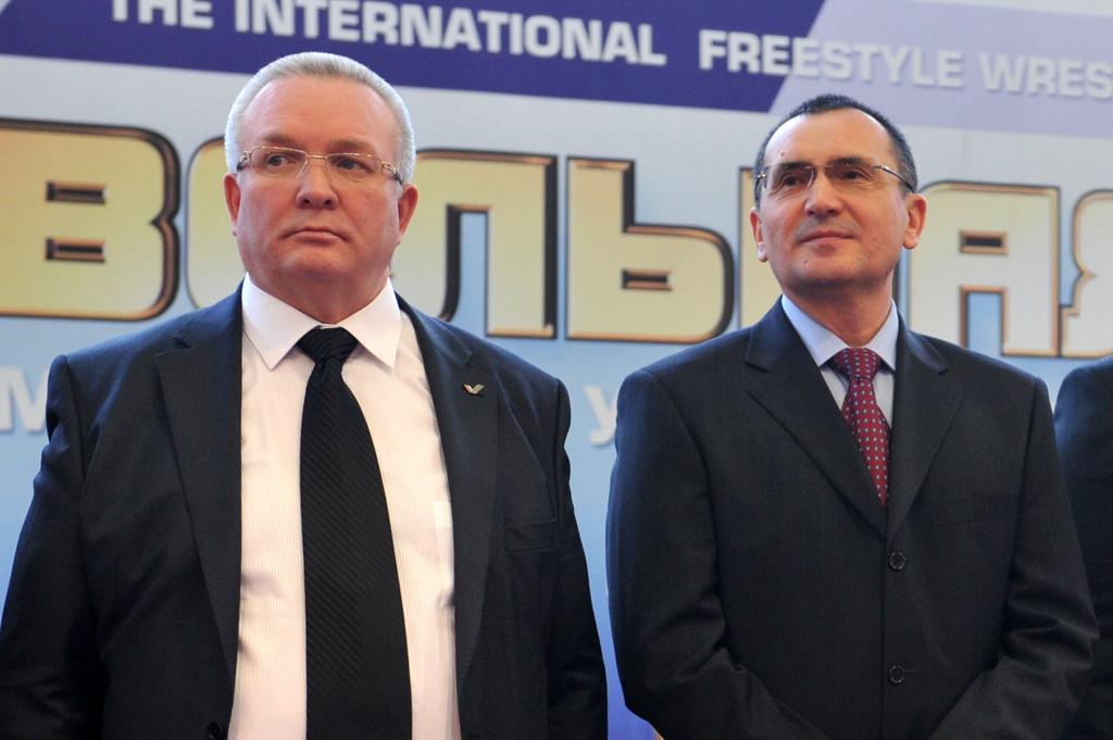 Николай Фёдоров - первый заместитель председателя Совета Федерации Федерального Собрания Российской Федерации
