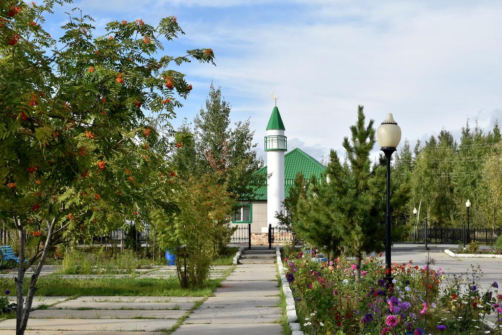 пойково, мечеть