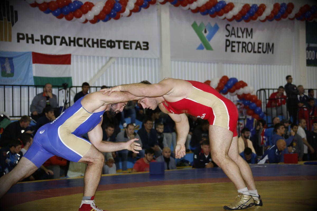 XIII Международный турнир по вольной борьбе