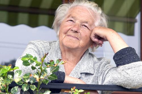 бабушка, пенсия, старость