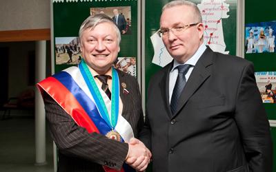 Анатолий Карпов, Владимир Семёнов, турнир, шахматы