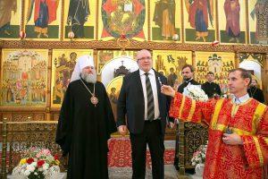 митрополит Павел, Владимир Семёнов