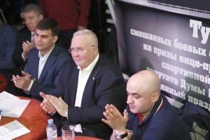 ММА, Битва на Севере, турнир, Владимир Семёнов