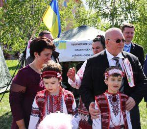 Фестиваль национальных культур, Владимир Семёнов