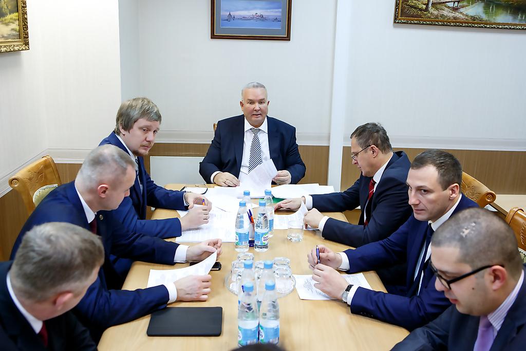 Владимир Семёнов, Комитет по законодательству, вопросам государственной власти и местному самоуправлению Дума Югры
