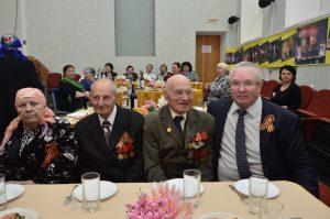 ветераны, старшее поколение, Владимир Семёнов