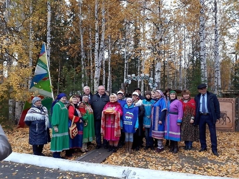 Владимир Семёнов, северные народы, ханты