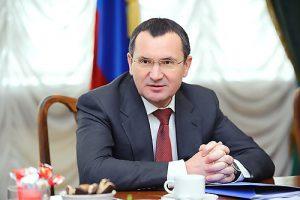 первый заместитель председателя Совета Федерации Николай Фёдоров