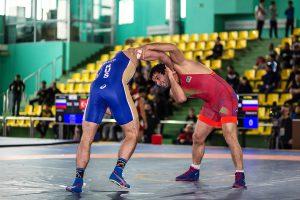 XIV Международный турнир по вольной борьбе на призы вице-президента Федерации спортивной борьбы России Владимира Семенова