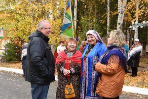 ханты, аборигены, северные народы, Владимир Семёнов