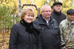 Галина Лапковская, Владимир Семёнов, северные народы