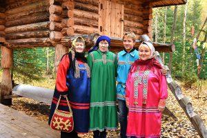 ханты, аборигены, северные народы