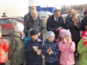 детская площадка, двор, благоустройство, Владимир Семёнов