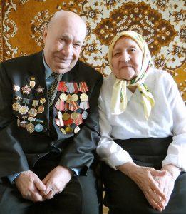 Последний ветеран ВОВ в районе, Белых Владислав Саввович, г.Белоярский