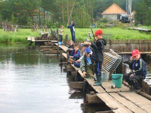 Национальная рыбалка, Петров Владимир Леонидович, Ханты-Мансийский район, д.Согом