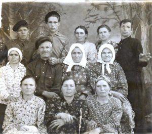 За год до войны, Исаева Вера Николаевна, Сургутский район, п.Высокий Мыс