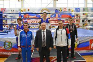 турнир по боксу имени Вячеслава Яновского, Владимир Семёнов