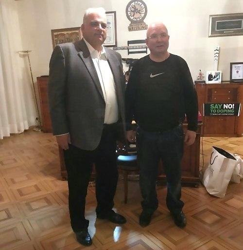 Ненад Лалович, Владимир Семенов