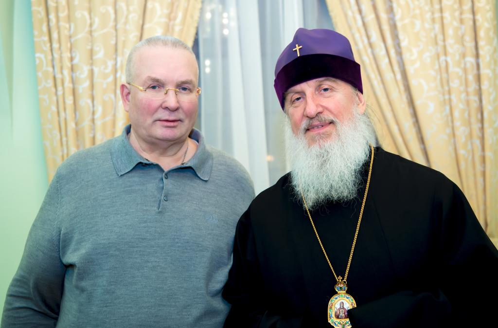Тобольская митрополия, митрополит Димитрий, Владимир Семенов
