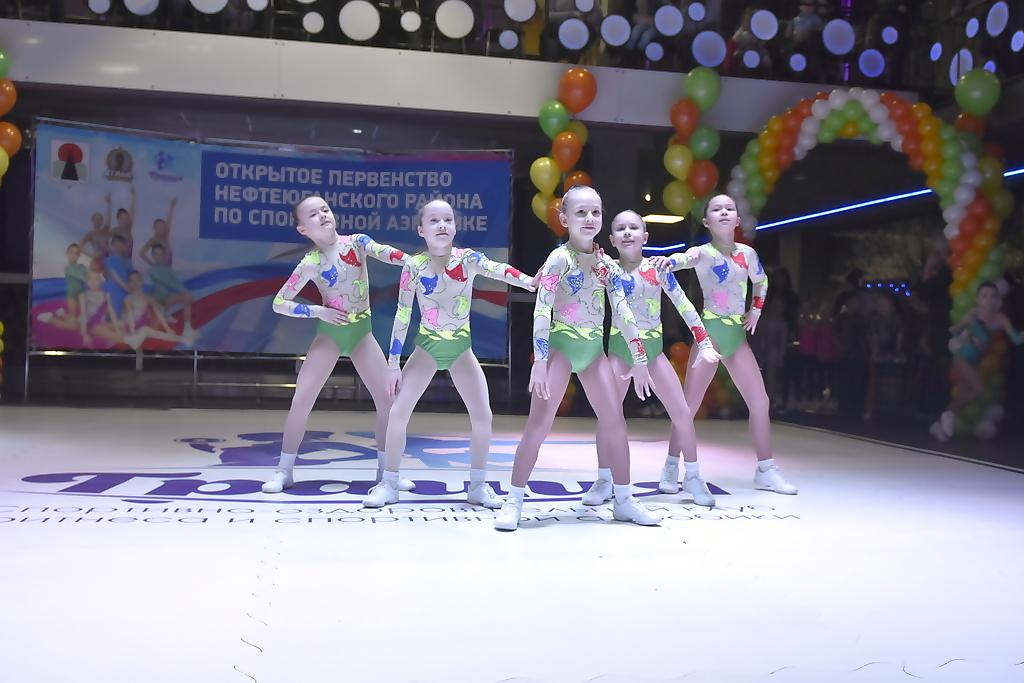 акробатика, Нефтеюганск