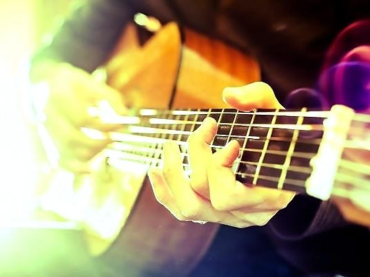 гитара, бард, песня, музыка