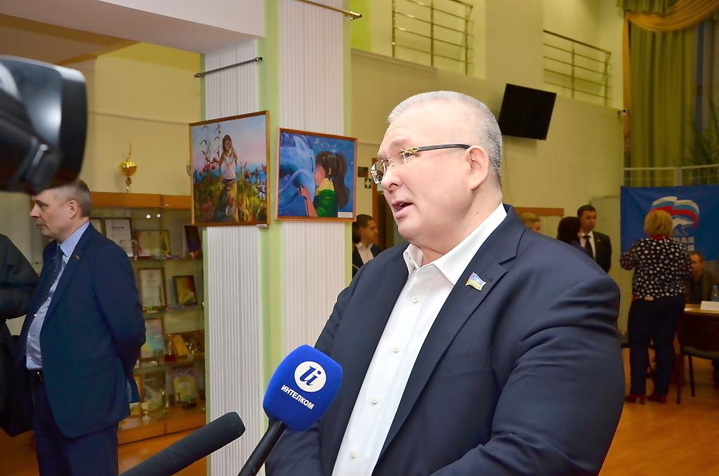 интервью, Владимир Семенов, СМИ