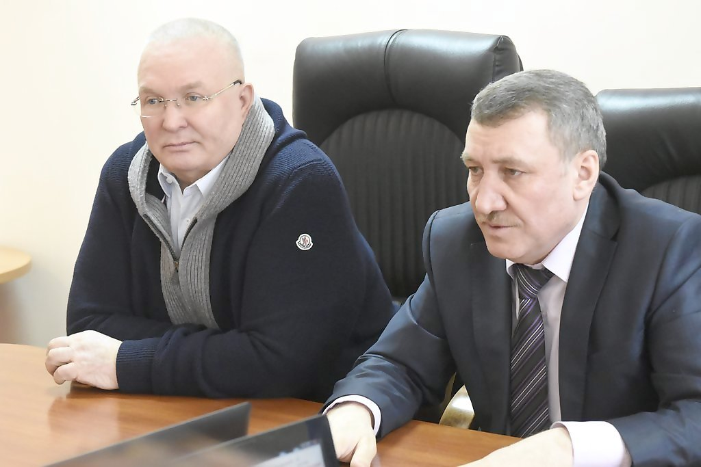 Владимир Семенов, Сергей Кудашкин