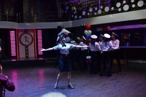 Черноморский ансамбль, концерт