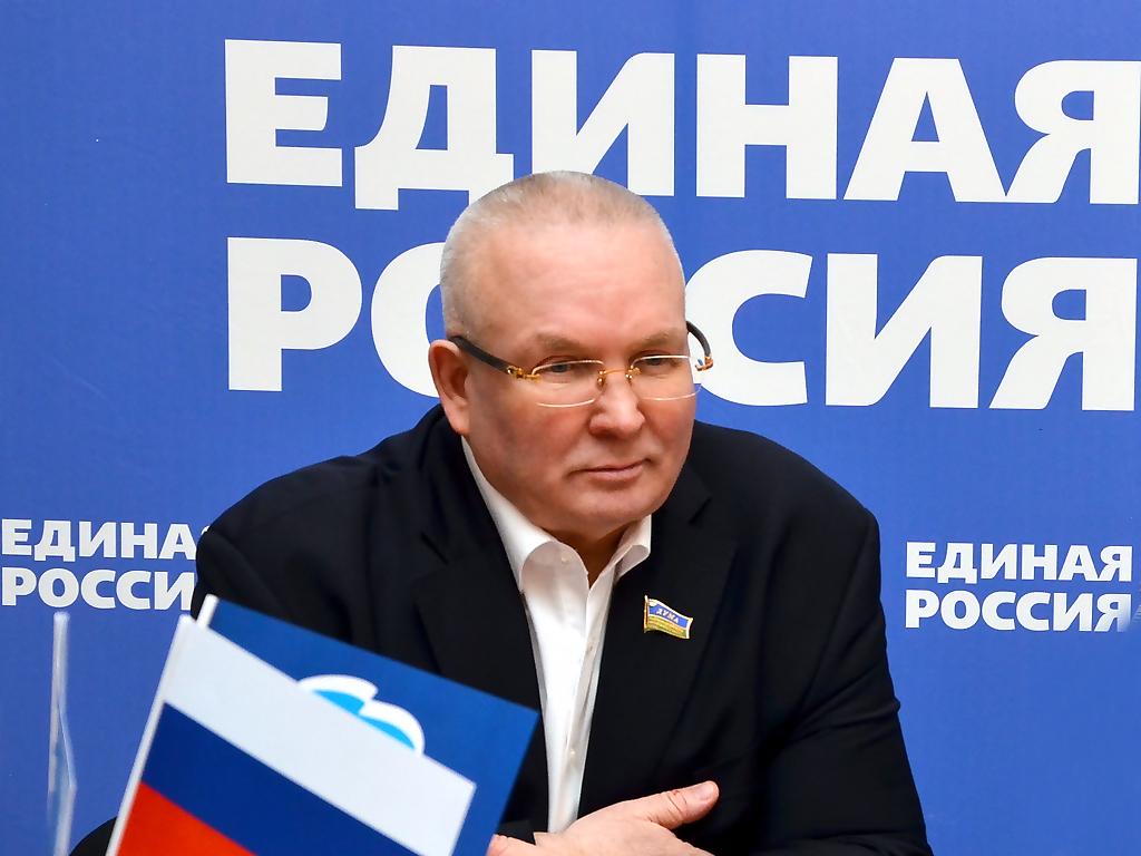 Владимир Семенов, Единая Россия