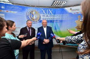 XIX шахматный турнир имени Анатолия Карпова