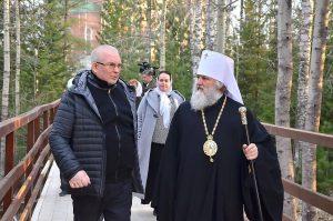 Митрополит Павел, Владимир Семенов