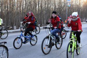 День Победы, молодежь, велоспорт